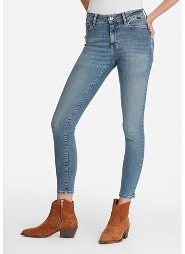 Mavi Jean Pantolon | Alissa - Super Skinny Mavi